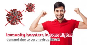 immunity booster during covid 19 attack